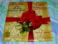 Firestone Vinyl Record YOUR FAVORITE CHRISTMAS MUSIC VOL 4 1965