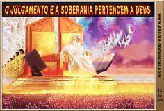 LIÇÃO 11 – O JULGAMENTO E A SOBERANIA PERTENCEM A DEUS by Escola Bíblica Dominical via slideshare  Acesse também para mais estudos biblicos e teológicos, com atualizações diárias o site a seguir:  http://www.cpljmartins.blogspot.com