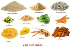 Zinc Rich Foods (Foods High in Zinc) In this article, we will discuss about zinc rich foods or foods high in zinc. Zinc is a mineral that plays a vital role to keep your body healthy. Intake of mineral is necessary in small amounts in your food for good health. Zinc is good for healthy skin, hair and eyes. The 90 percent of zinc is... #BenefitsOfZinc, #BestFoodsRichInZinc, #Calcium, #Foods, #FoodsHighInZinc, #Fruits, #Iron, #Oils, #Protein, #RichSourceOfZinc, #TopFoodsHighI
