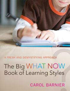 Ben and Me: Homeschool Methods Giveaway  Book:  Don't just tell me my child's learning style, tell me how to use it!!