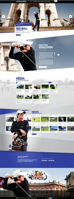 golf page