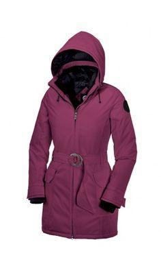 Canada Goose Palliser Coat Berry Women #canadagoose #palliser #parka #jacket #thanksgiving #Halloween #blackFriday