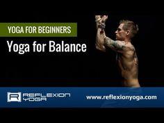 Yoga Exercises - Quick Beginner Yoga To Build Your Balance