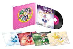 Sailor Moon Tribute THE 20TH ANNIVERSARY MEMORIAL TRIBUTE 7 inch Analog Ver.  Precio/disco: *1500 yenes  Precio Special Box (los 5): *8100 yenes *precio del articulo. tasas no incluídas RESERVA EL TUYO YA!: http://todoke.jp.net/order.html