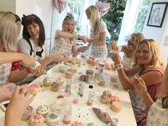 Fun filled hen party with afternoon tea Fun Events, No Bake Cake, Afternoon Tea, More Fun, London, Party, Fiesta Party, Receptions, Parties