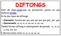 Catalan Language, Valencia, Teaching, School, Writing, Index Cards, Learning, Lyrics
