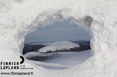 Winter in the municipality of Kittilä, Finnish Lapland. #filmlapland #arcticshooting #finlandlapland