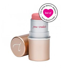 """Best Cream Blush No. 9: Jane Iredale In Touch Cream Blush, $27 TotalBeauty.com average member rating: 7.9*  Why it's great: This """"easy-to-use"""" blush """"blends well"""" and gives skin a """"nice glow."""""""