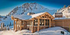 Winter Fun at Snowbasin Ski Resort in Utah
