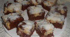 Érdekel a receptje? Kattints a képre! French Toast, Deserts, Muffin, Sweets, Baking, Breakfast, Cake, Squares, Instagram