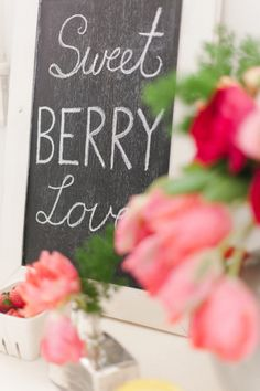 Berry Inspired Photo Shoot from Ruth Eileen Photography  Read more - http://www.stylemepretty.com/2013/07/05/berry-inspired-photo-shoot-from-ruth-eileen-photography/