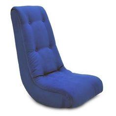 Blue Video Rocker - Kids Chairs