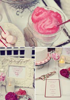 cotton candy. pink. = i'm happy. {Dana Laymon Photography}