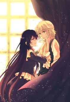 Luna and Asa (Lacie and Jack)