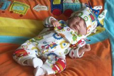 funky premature baby clothing