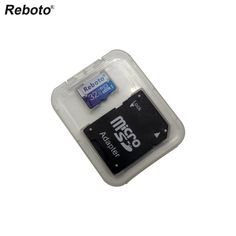 Genuine Original Reboto Micro SD Card 64GB High Speed UHS-I Memory Card 32gb Tarjeta Micro SD 16GB with Adapter #Affiliate