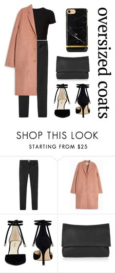 """""""Untitled #189"""" by deandelaina on Polyvore featuring Acne Studios, Getting Back To Square One, Nine West and Topshop"""