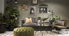 Här öppnar Ellos Home sin nya konceptbutik Gothenburg, Couch, Furniture, Home Decor, Settee, Decoration Home, Sofa, Room Decor, Home Furnishings