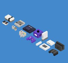 Evolution of Nintendo Home Consoles - From the NES to the Switch