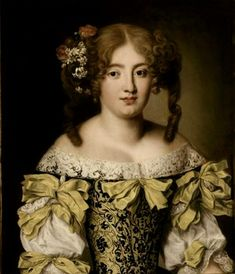 Portrait de Maria Ortensia Biscia Del Drago, Jacob Ferdinand Voet