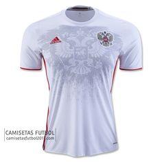 Segunda camiseta de Rusia Euro 2016 €19 7063efcf7e31a