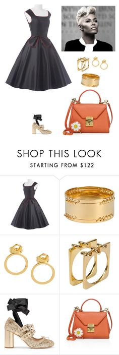"""""""Untitled #296"""" by amory-eyre ❤ liked on Polyvore featuring A Peace Treaty, Miu Miu and Mark Cross"""