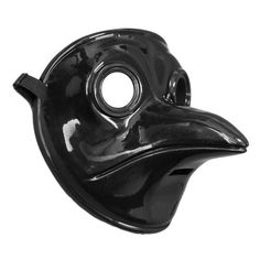 Our range of fancy dress masks will make you the centre of attention at your next fancy dress party. Scary Halloween Masks, Scary Mask, Fancy Dress Masks, Crow, Black, Raven, Black People, Crows