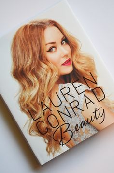 lauren conrad book!! more related stuff on my blog: http://helensfashionblog.blogspot.co.uk/