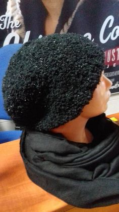 danka01 / Huňatá čiapka
