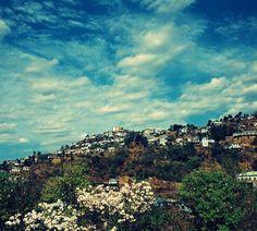 A mesmerising view of #Champhai, #Mizoram. #IncredibleIndia Incredibly awesome!!
