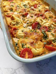 Ofen Tortellini Rezept | Schnell gemacht