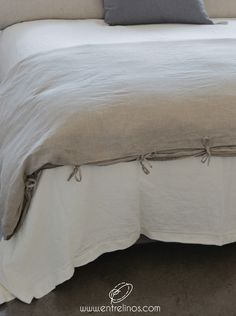 Piecera de Lino www.entrelinos.com Cl, Beds, Bed Pillows, Pillow Cases, Bedroom, Furniture, Home Decor, Cushions, Yurts