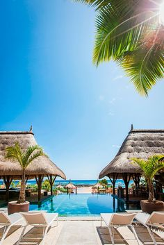 Veranda Pointe aux Biches 4-star hotel in the north-west of Mauritius.  #hotel #island #wanderlust