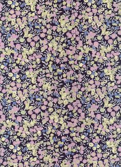 Liberty tana lawn fabric - Wiltshire Berry - 6x27 - fabric liberty. $4.00, via Etsy.