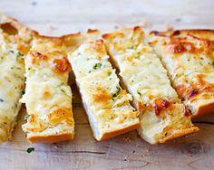 Cheesy Garlic Bread - Easy Recipes at RasaMalaysia.com