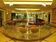 Coffee Lounge in Regenta Central Ashok Chandigarh.