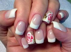 85 Best French Unghie Images Beautiful Nail Art Beauty Beauty Nails