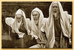 IO e un po' di briciole di Vangelo: (Gv 7,40-53) Il Cristo viene forse dalla Galilea?