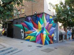 Grafitti. Madrid.