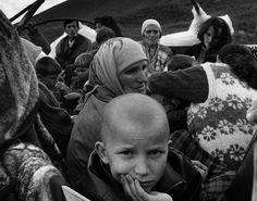 Morina, Albania. 1999. Gervasio Sánchez.
