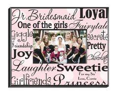 Personalized Jr. Bridesmaid Frame - Available in 7 Colors JDS http://www.amazon.com/dp/B006CK6VBE/ref=cm_sw_r_pi_dp_ZCcYtb1SGQZ1JKHR