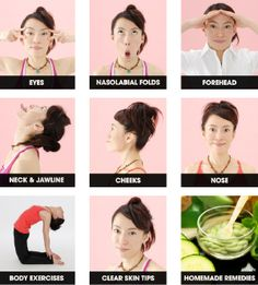 The Ultimate Non Surgical Face Lift With Yoga Method