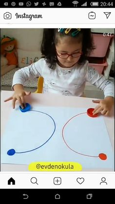 Toddler Learning Activities, Preschool Learning Activities, Indoor Activities For Kids, Preschool Worksheets, Infant Activities, Teaching Kids, Kids Learning, Brain Gym For Kids, Symmetry Activities