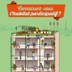 Paris se lance dans l'#habitat #participatif | l'actu immo | Scoop.it