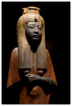 Queen Ahmose Nefertari, 18th dynasty. | Historisches Museum der Pfalz