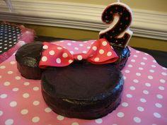 Easy Minnie Mouse Birthday Cake Ideas Cake Recipe
