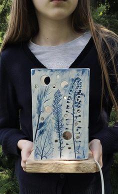 Botanic, second-hand wood.