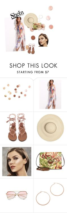 """Untitled #7"" by gem-nguyen ❤ liked on Polyvore featuring Umbra, Patricia Nash and Jennifer Zeuner"