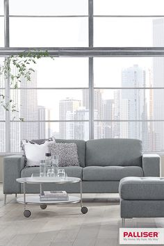 Looking for minimal living room furniture? Our Mica series might be the right fit!