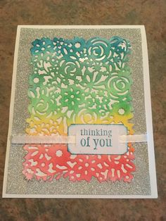 You Ombre by Sunshinesense -FS540 at Splitcoaststampers